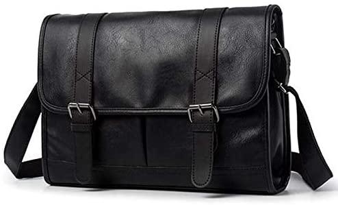 Nomber Fashion Man Leather Shoulder Bags Travel Bag Men Briefcase Brand Bag Male Laptop Business Crossbody Men Bag