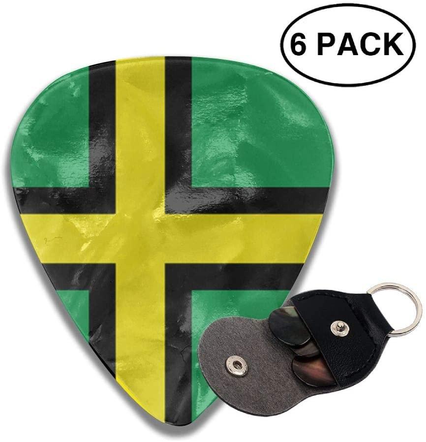 Game Life Sweden Flag Guitar Picks Plectrums Middle Finger Classic Celluloid Bass Ukulele