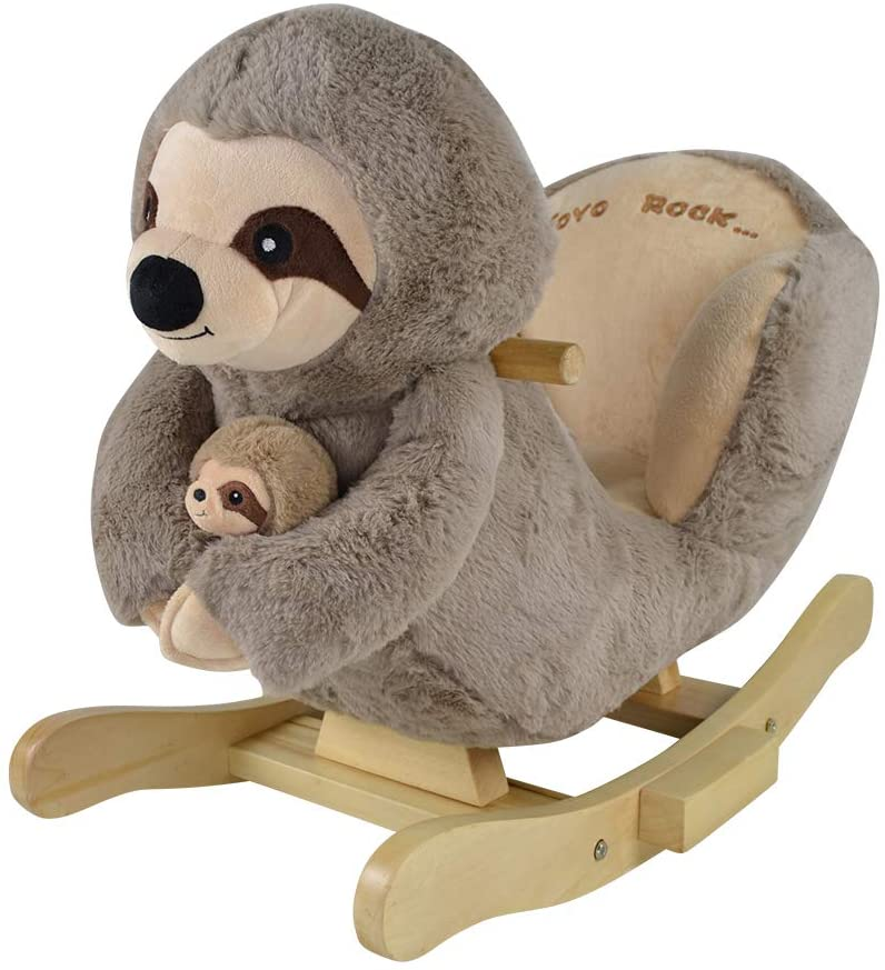 Knorrtoys Luis 40396 Rocking Animal Sloth