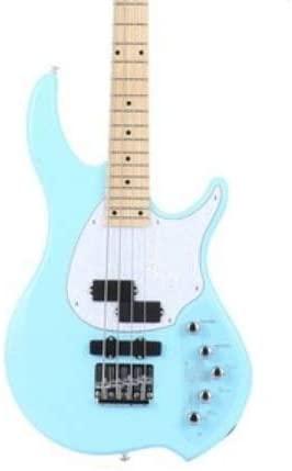 Wakertone Hybrid Bass Guitar BSWM-4PJ-LB