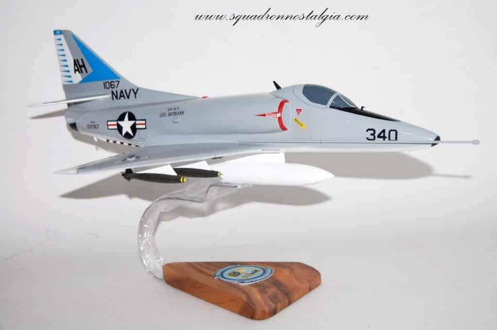 VA-163 Saints A-4E (1965) Model