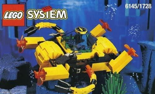 Lego Crystal Crawler 1728