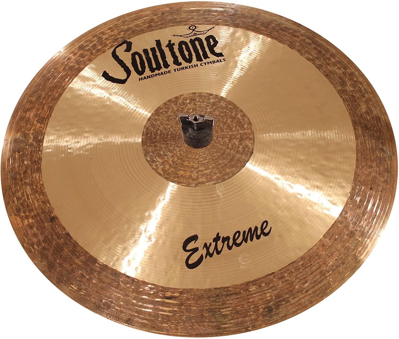 Soultone Cymbals EXT-FLRID26-26