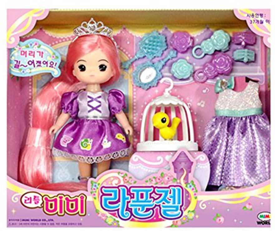 Little MIMI Rapunzel Doll Playset
