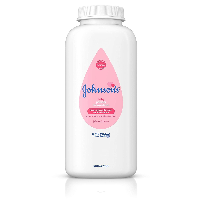Johnsons Baby Powder, Hypoallergenic and Paraben Free, 9 oz