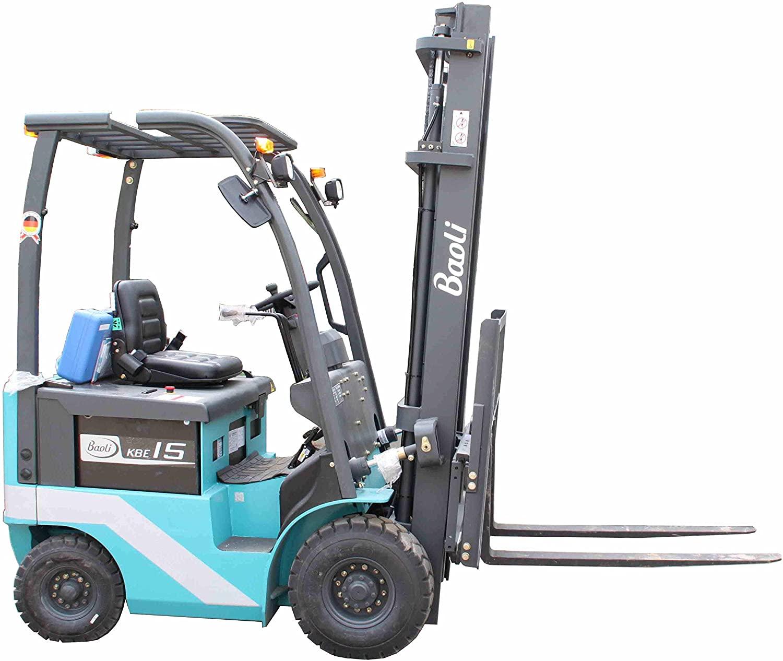 FixtureDisplays OPS Manual for BAOLI Electric Forklift 15716-M-NF