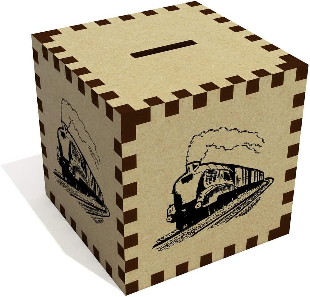 Azeeda 'Train' Money Box / Piggy Bank (MB00005787)