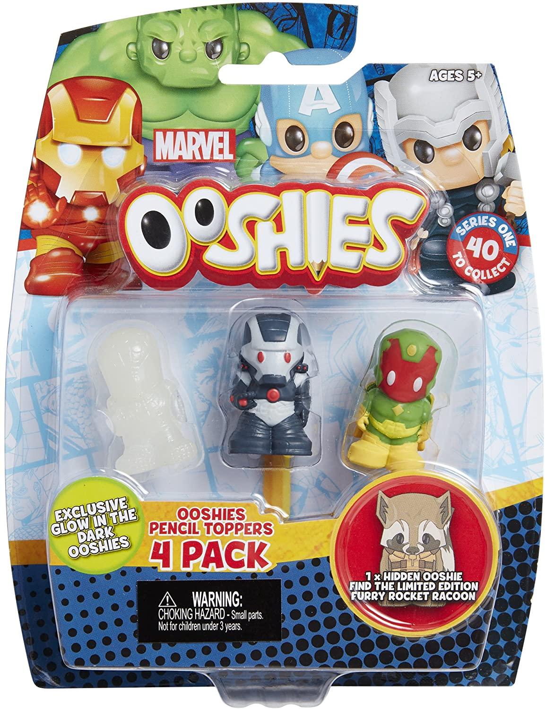 Ooshies Set 3