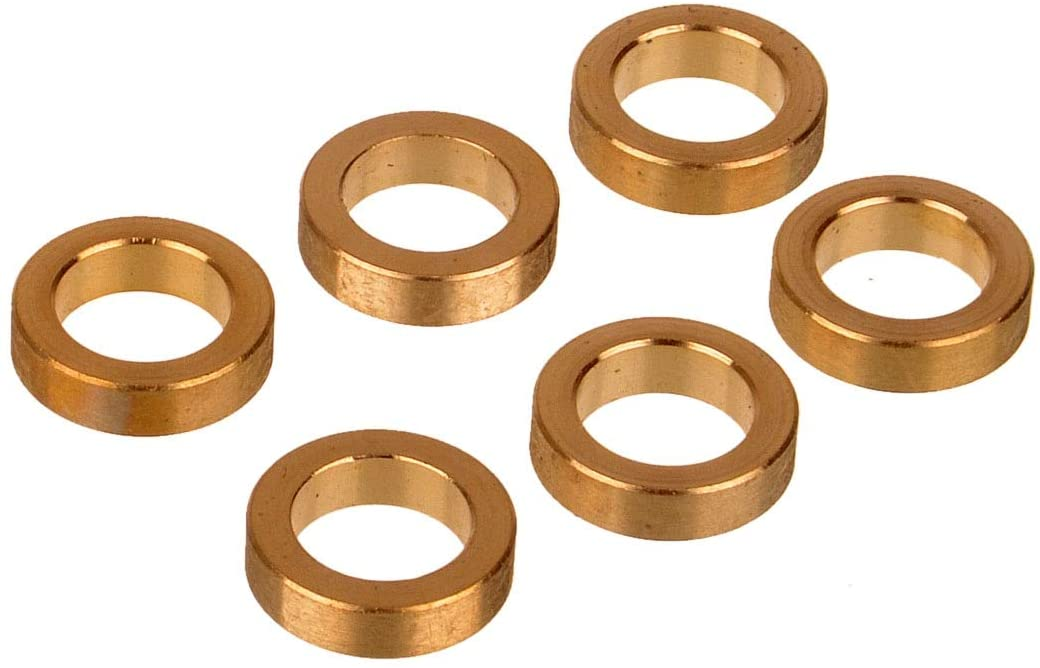 Parts & Accessories 6PCS Oil Bearing 15104 02079 HSP 1:10 Spare Parts for RC Nitro Car