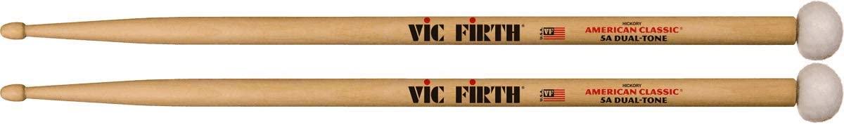 Vic Firth Drumsticks, 5A (5ADT)