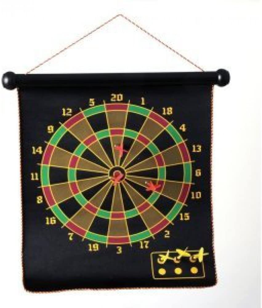 House of Marbles Classics Magnetic Dartboard