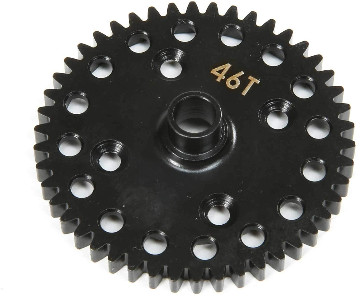 TEAM LOSI RACING Center Diff 46T Spur Gear Lightweight: 8X, TLR342021
