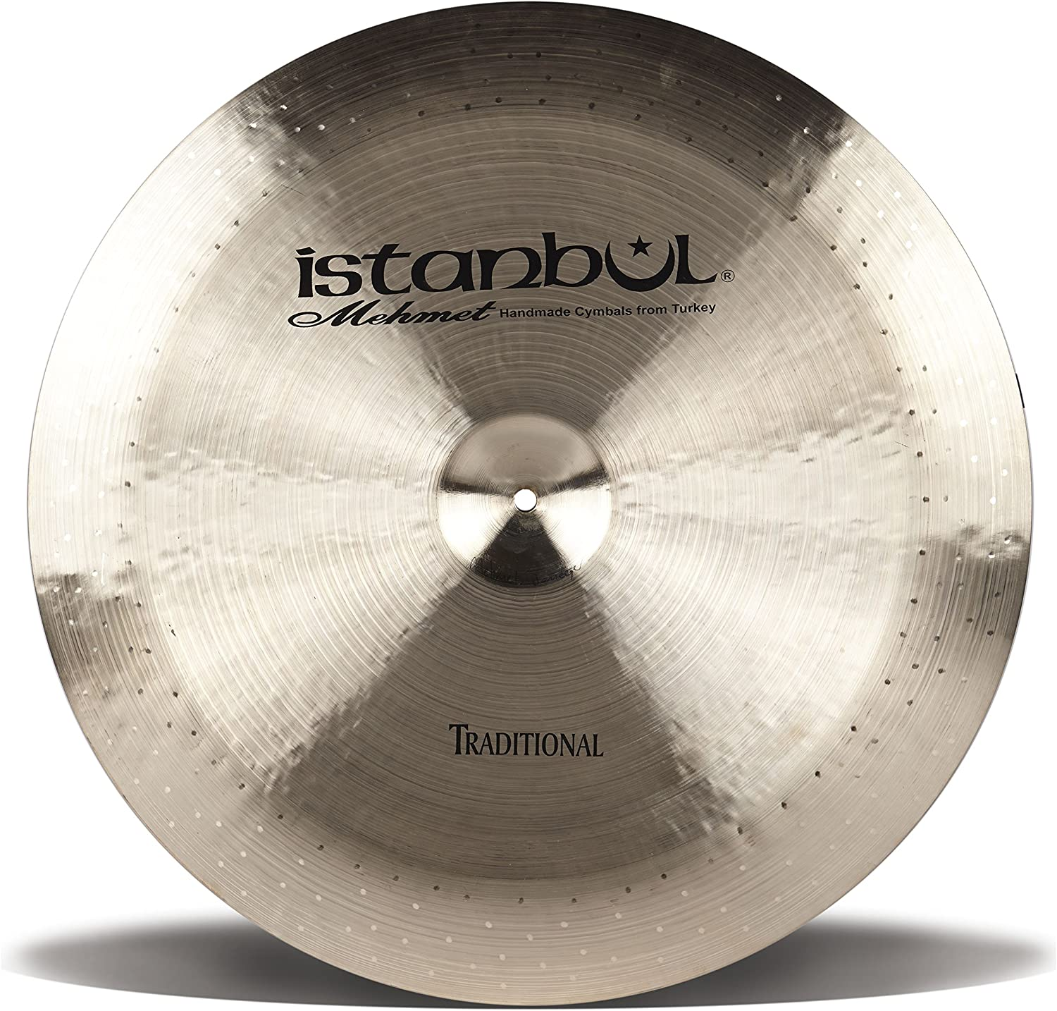 Istanbul Mehmet Cymbals Traditional Series SW22 22-Inch Swish Cymbals