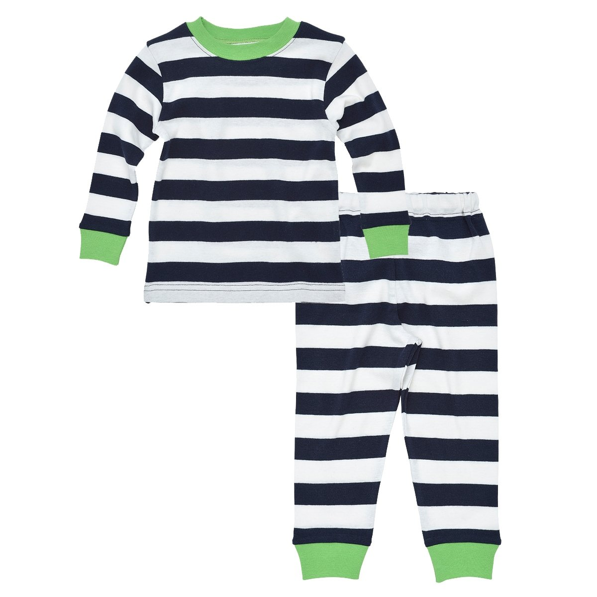 UNDER THE NILE Baby Long John Navy 6M, 1 EA