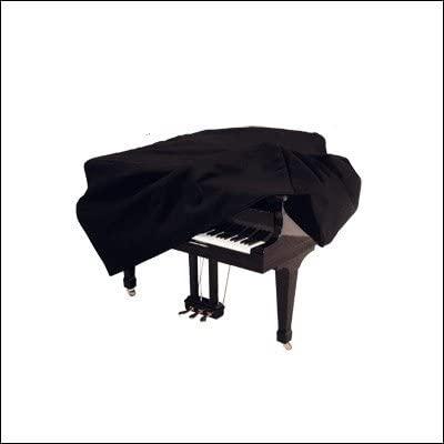 FUNDA PIANO COLA KETRON DG100 Fundas/Cubres de terciopelo, 6 mm acolchado e interior velour.