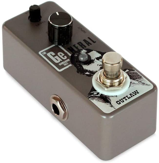 Outlaw The General Germanium Fuzz Pedal