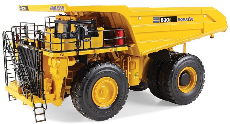 First Gear 1/50 Scale Diecast Collectible Komatsu 830E-AC Dump Truck (#50-3273)