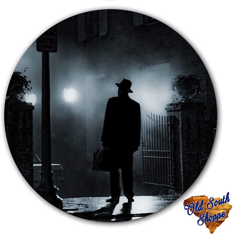 Exorcist Horror #3 DJ Slipmat 12 inch LP Scratch Pad Slip Mat Audiophile Vinyl Lovers