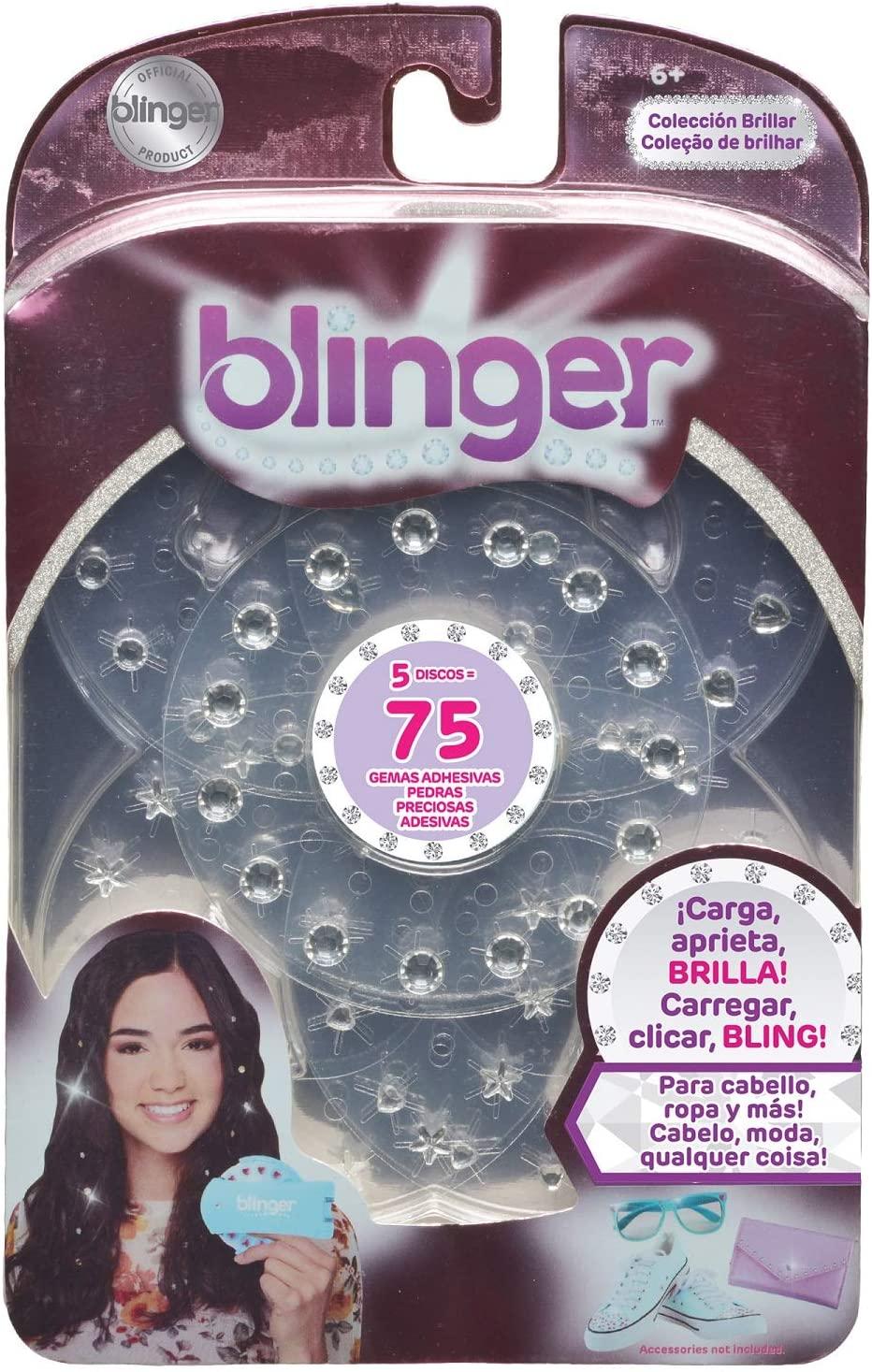 Blinger – Artistic Games Apply Spares Brillinace Pack, Multicolour (Bizak 63228504_1)