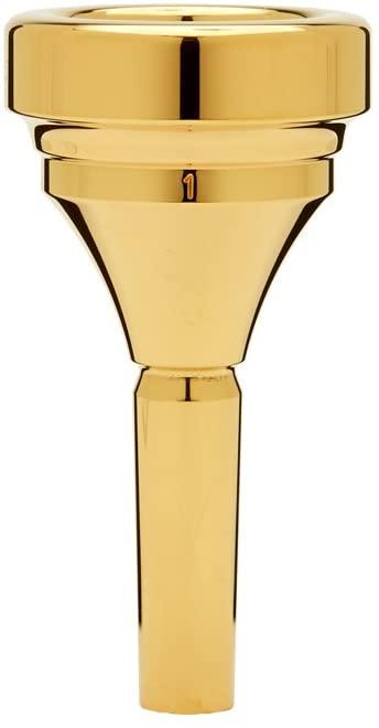 Denis Wick 1 Gold Classic Tuba Mouthpiece