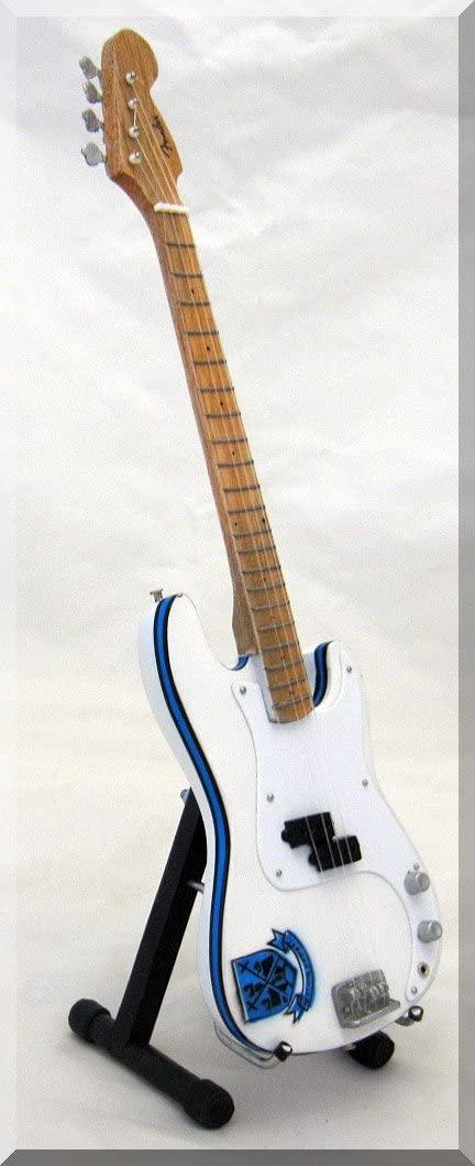 STEVE HARRIS Miniature Mini Bass Iron Maiden
