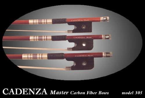 Cadenza Master Carbon Fiber Viola Bow Model 305