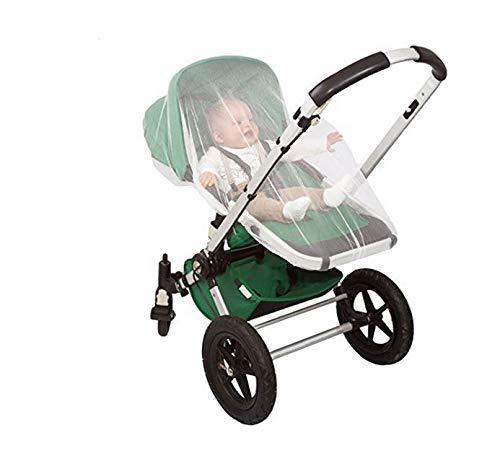 Replacement Parts/Accessories to fit Diono Stroller and Car Seat Products for Babies, Toddlers, and Children (Mosquito Net)