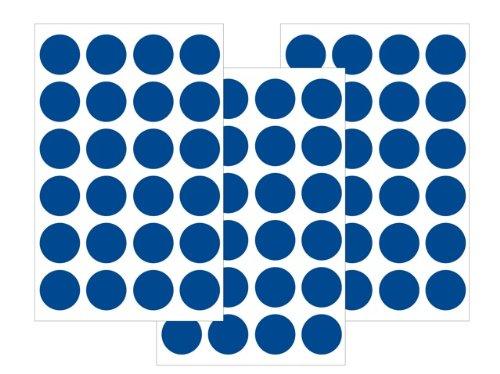 Forwalls FWSP1052Forwalls Aufkleber, Blue Dots
