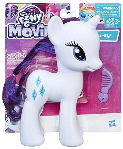 My Little Pony Movie 8 inch Rarity Fashion Doll