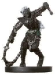 D & D Minis: Drow Arcane Guard # 47 - Under Dark