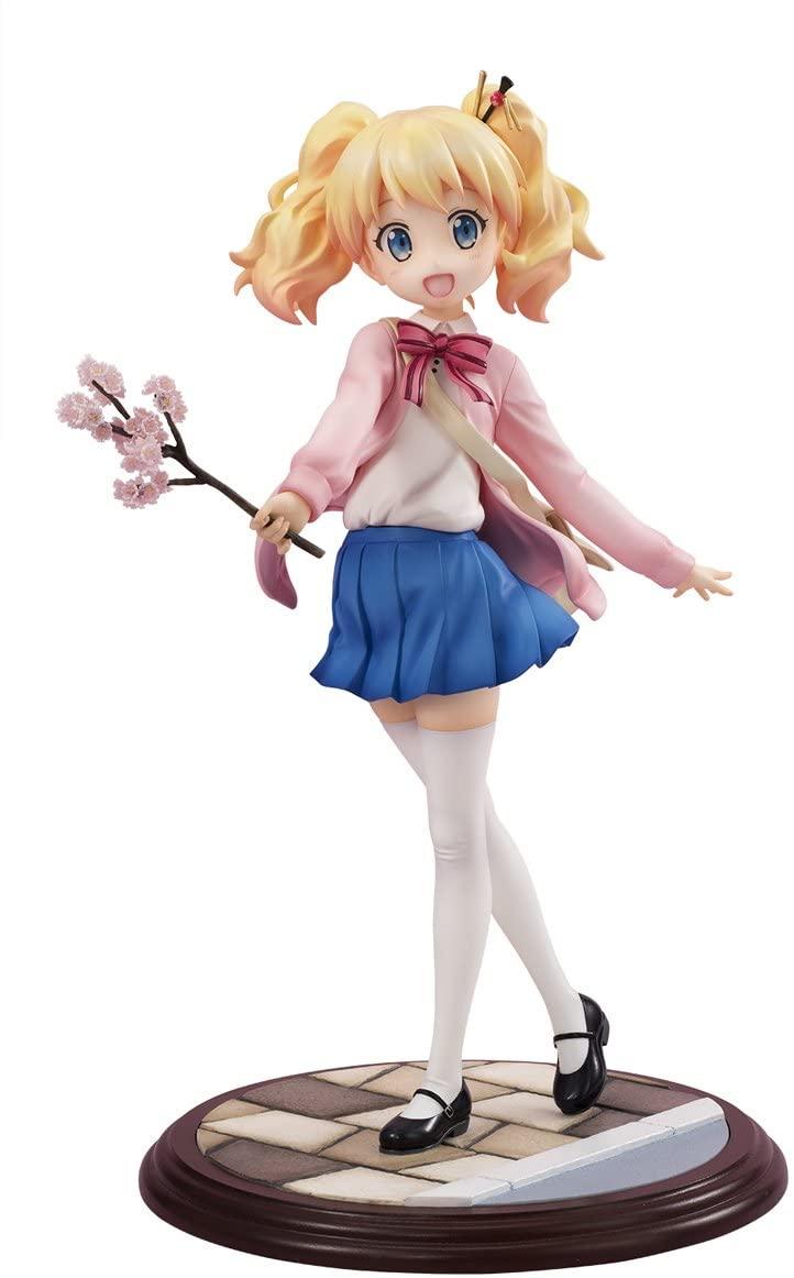 Revolve Hello Kiniro Mosaic Alice Cartelet 17 Scale PVC Figure