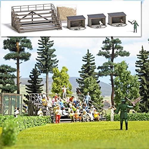 Busch 1067 Falconry HO Scenery Scale Model Scenery