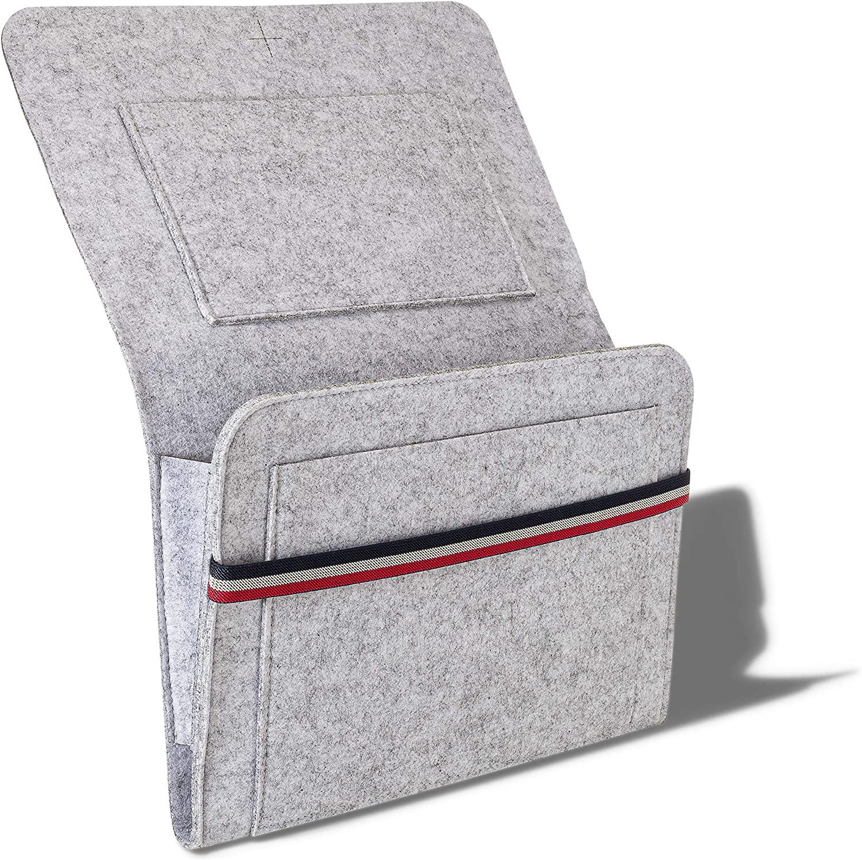 Bedside Caddy | Modern Multipurpose Storage & Organizer