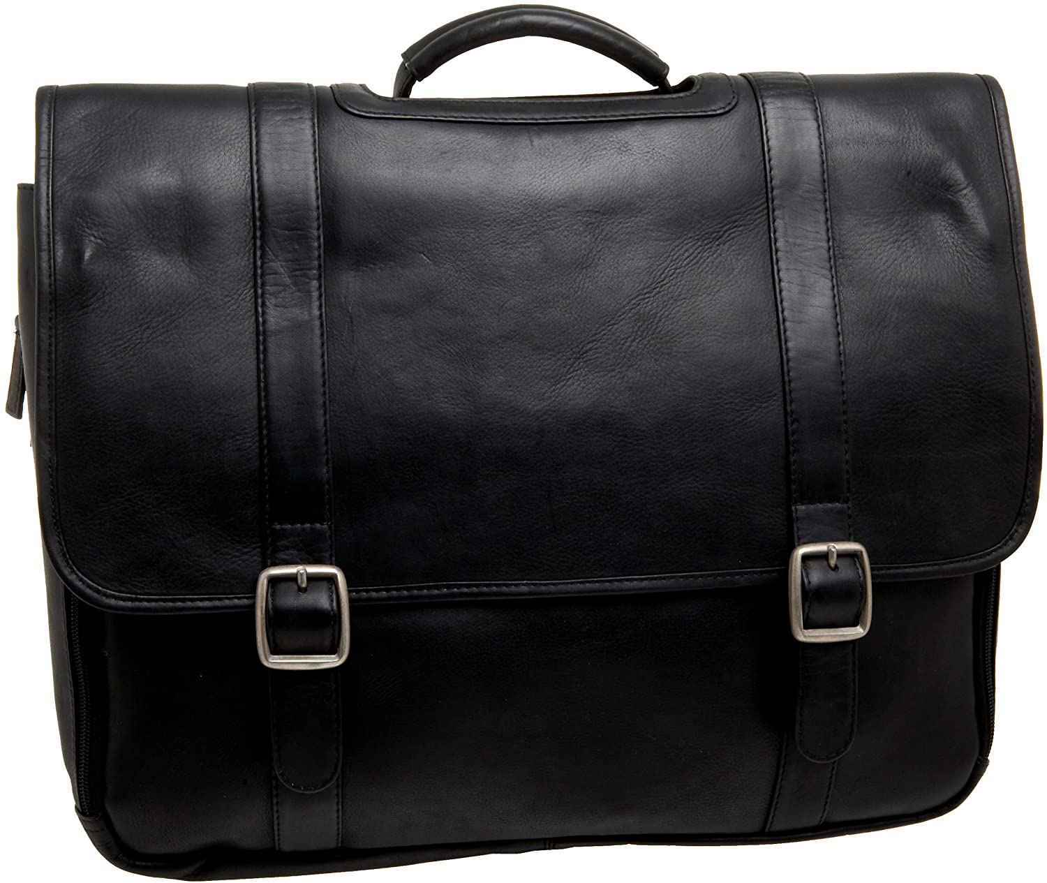 Latico Leathers Heritage Laptop Merger Briefcase, Authentic Luxury Leather, Designer Fashion , Top Quality Leather