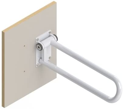 HealthCraft PT-WP-WD Wood Wall Plate for PT Rail