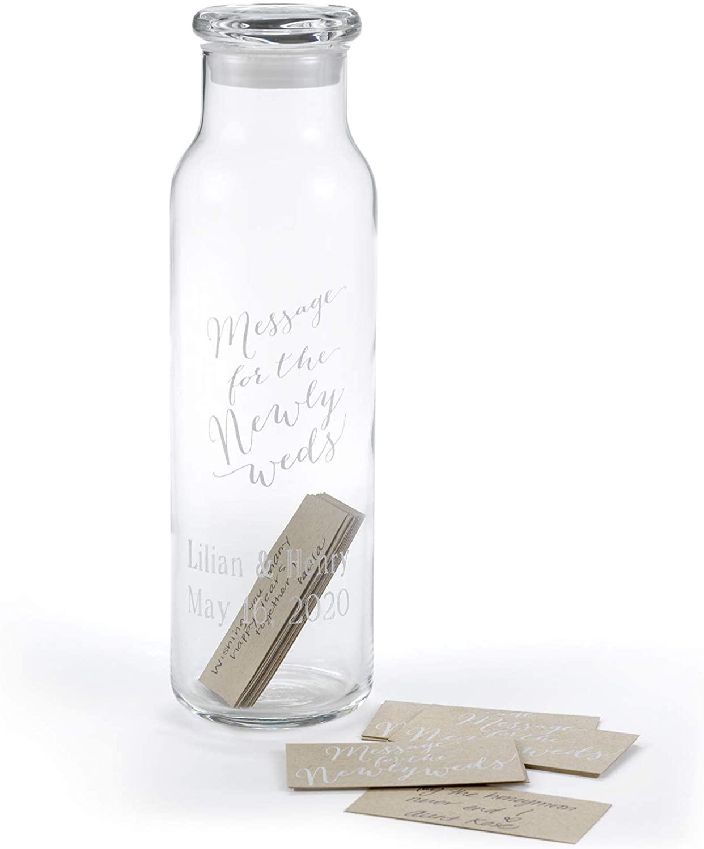 16pk Message in a Bottle Set-Favors