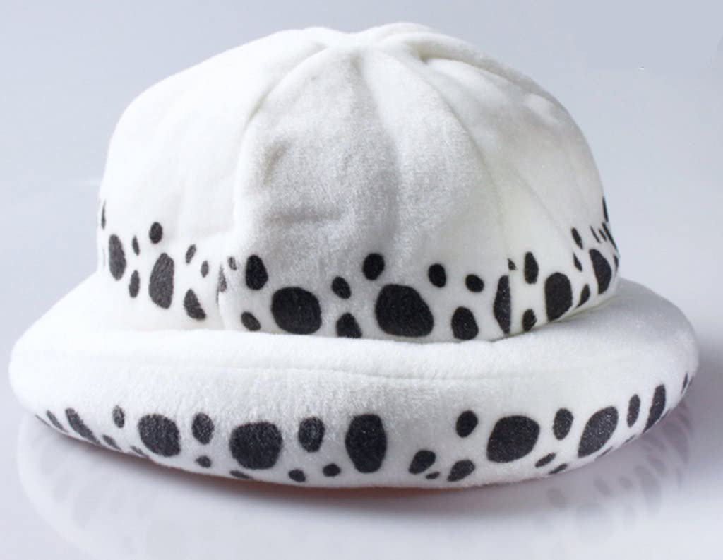 Cos-me One Piece Trafalgar Law 1st Cap Hat Cosplay Costume