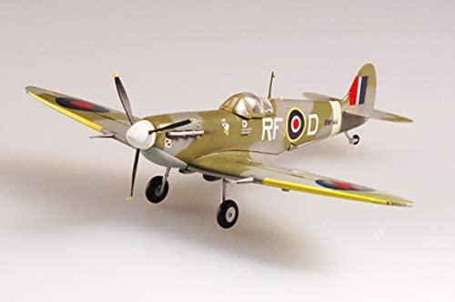 Easy Model Spitfire Mk VB RAF 303 Sqn 1942 1/72 Finished Plane Model Aircraft