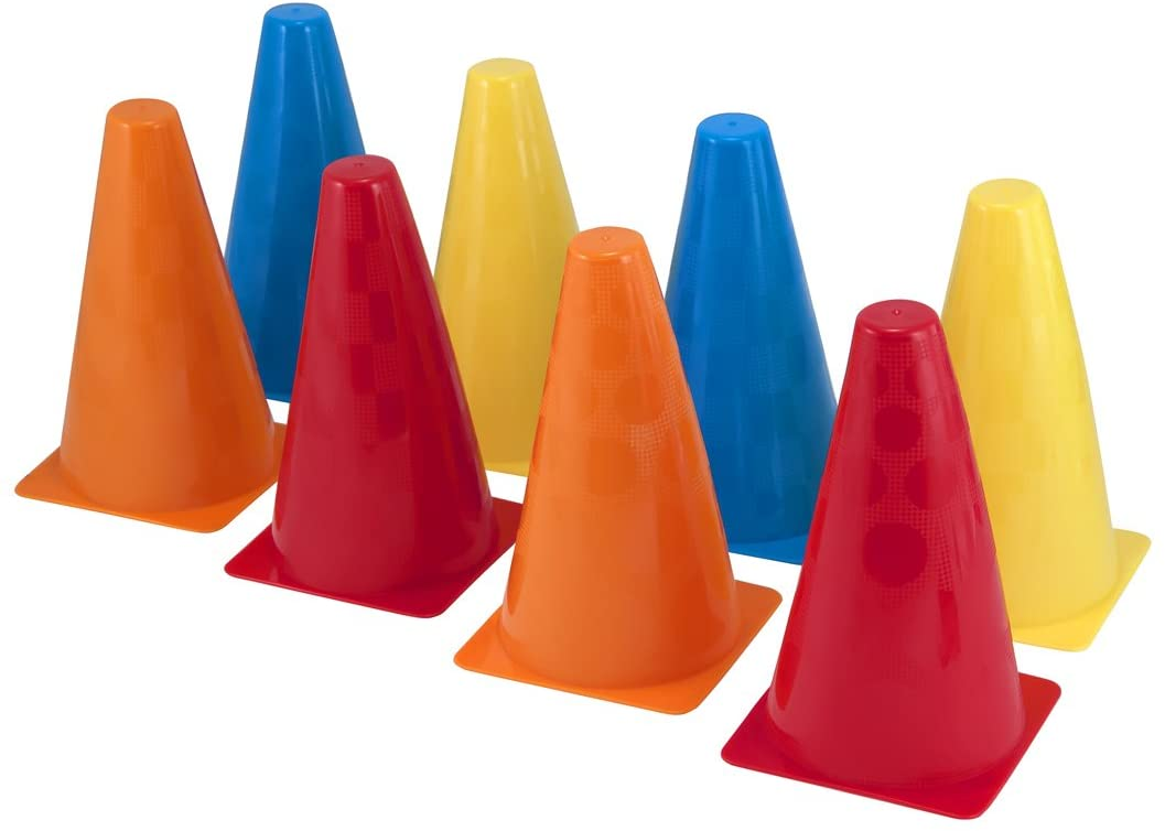 Melissa and Doug Activity Cones (Pack of 8) [Toy]