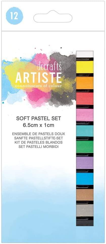Artiste Pastels, N Applicable, Multi-colour