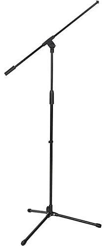 Musician's Gear MG100B Tripod Boom Microphone Stand Black