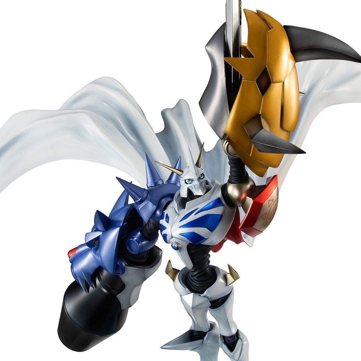 Digimon Adventure: Omegamon Gem Series PVC Statue