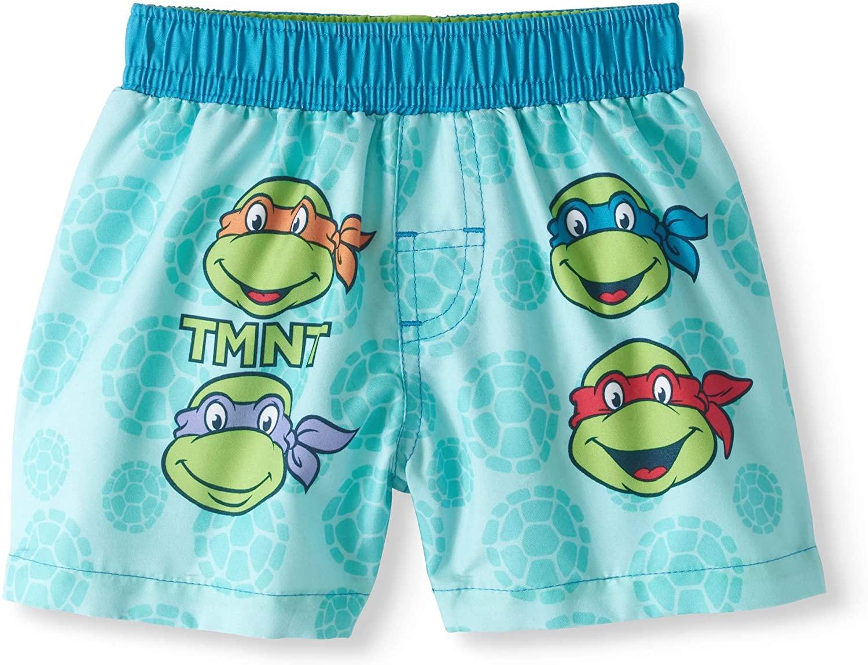 Nickelodeon TMNT Baby Boy Swim Trunks