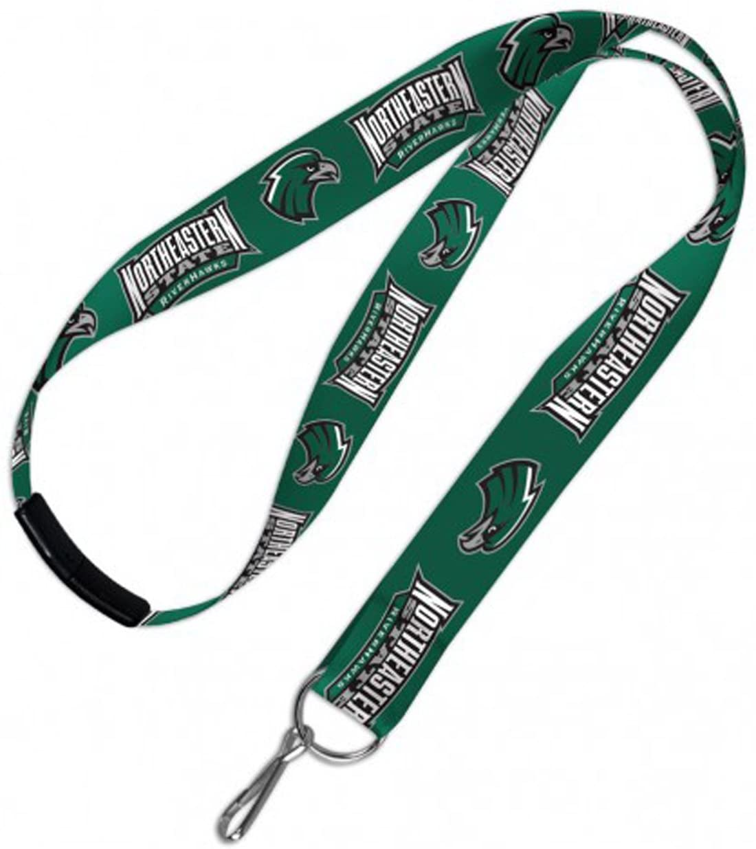 WinCraft Northeastern State Riverhawks Lanyard with Safety Breakaway Clasp