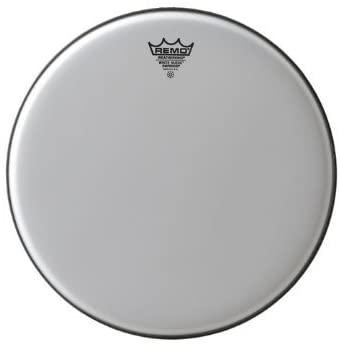 Remo BE0813-WS White Suede Emperor Drum Head - 13-Inch