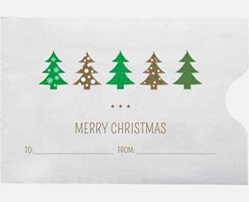 Credit Card Sleeve Envelopes (2 3/8 x 3 1/2) (Pack of 5000)