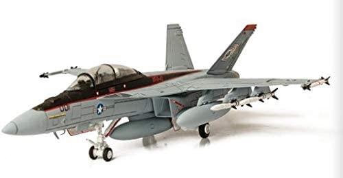 USA F/A-18F Super Hornet 1/72 diecast Plane Model Aircraft FOV