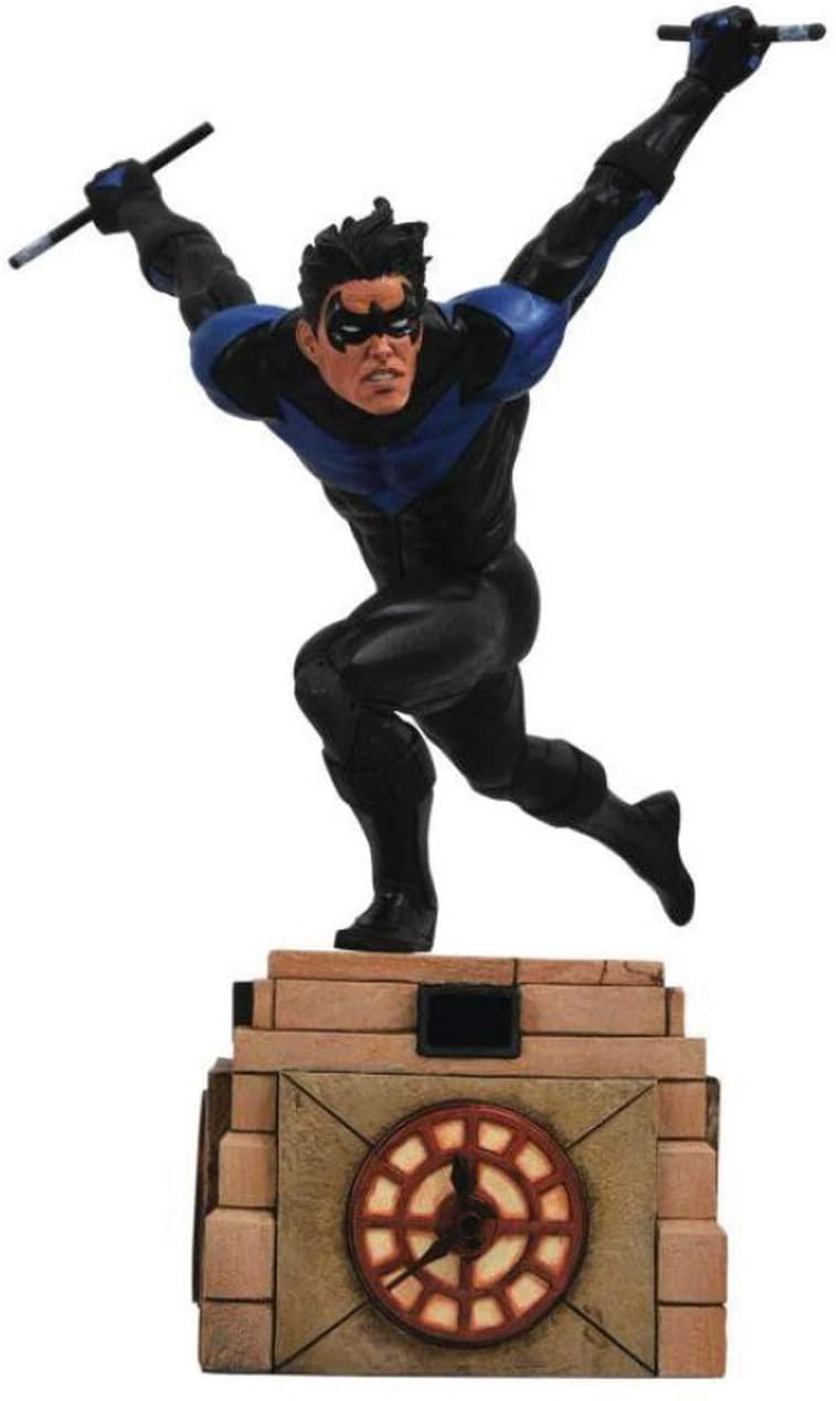 DIAMOND SELECT TOYS DC Gallery: Nightwing PVC Figure, Multicolor