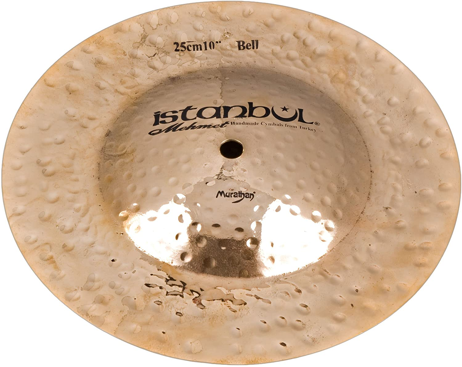 Istanbul Mehmet Cymbals Modern Series RM-BL12 12-Inch Effect Cymbal