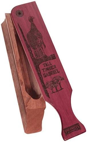 Primos Tall Timber Gabriel Box 2915 Friction - Box Calls Turkey Call